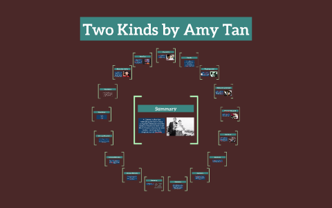 two kinds by amy tan characters