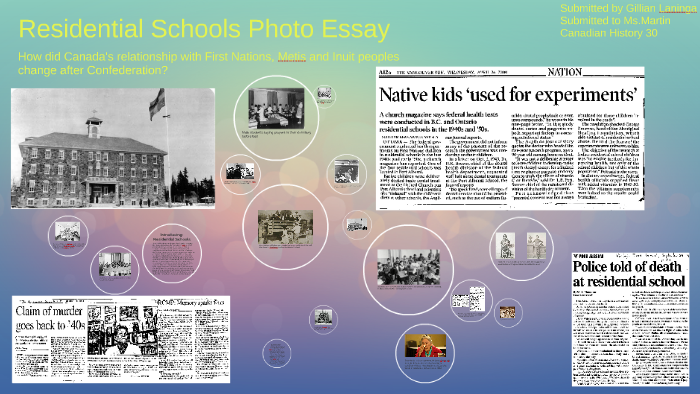Teaching Essay Writing To High School Students  How To Write A College Essay Paper also Science Essay Ideas Residential Schools Photo Essay By G L On Prezi Write A Good Thesis Statement For An Essay