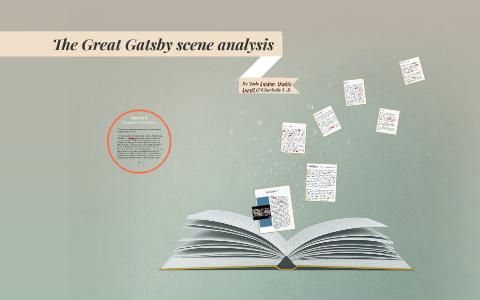the great gatsby analysis essay