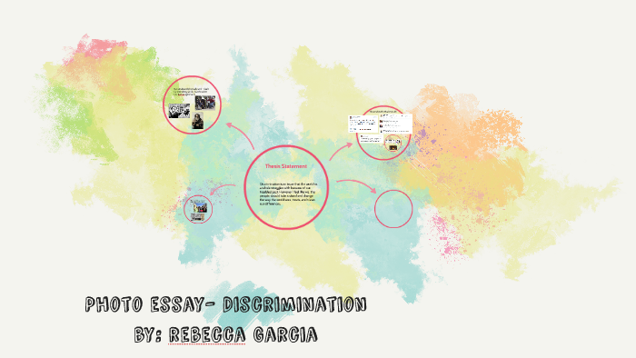 English Literature Essay Topics  Sample Essay Paper also Synthesis Essay Introduction Example Photo Essay Discrimination By Rebecca Garcia On Prezi Animal Testing Essay Thesis