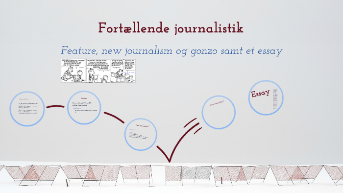 essay fortællende journalistik