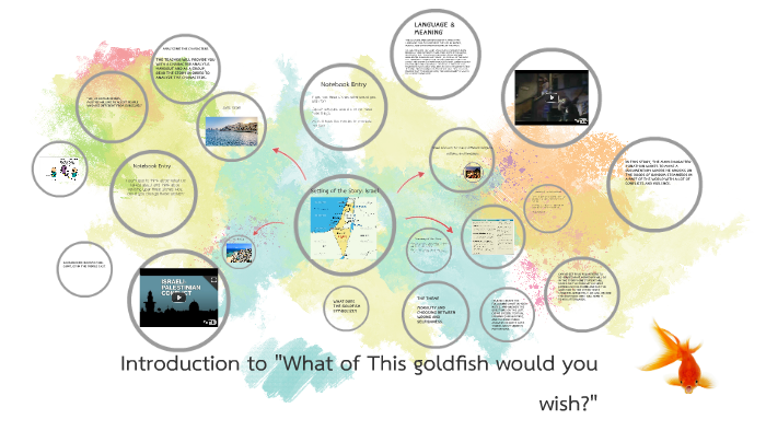what of this goldfish would you wish summary