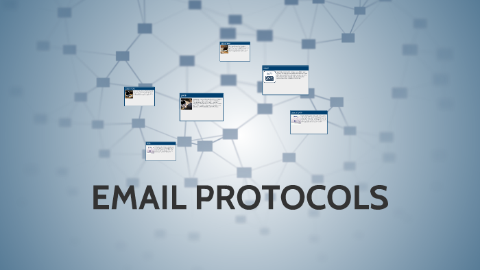 EMAIL PROTOCOLS by Charlie Loxley on Prezi