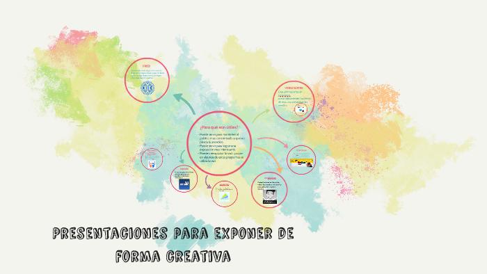 Presentaciones Para Exponer De Forma Creativa By Daniela Schez