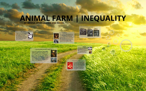 inequality in animal farm