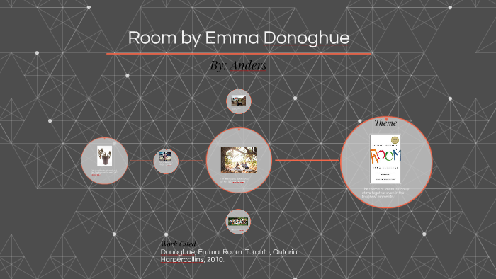 themes in room by emma donoghue