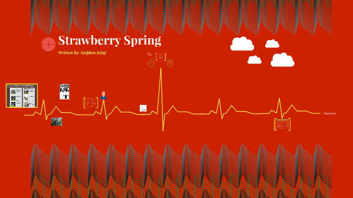 strawberry spring stephen king