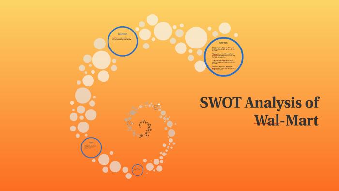 SWOT Analysis of Wal-Mart by Daryl Hall on Prezi