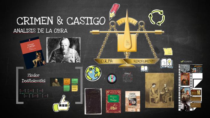 Exposición Crimen Y Castigo By Salvador Padilla On Prezi
