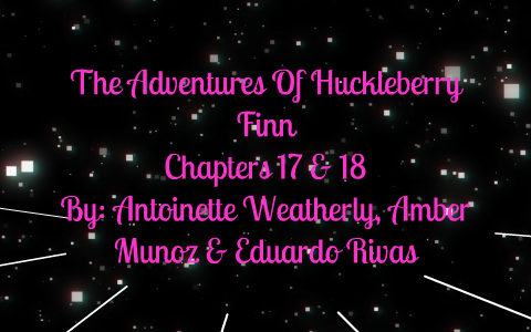 Huck Finn Project By Antoinette Weatherly On Prezi