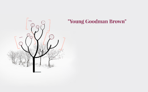 who is the antagonist in young goodman brown