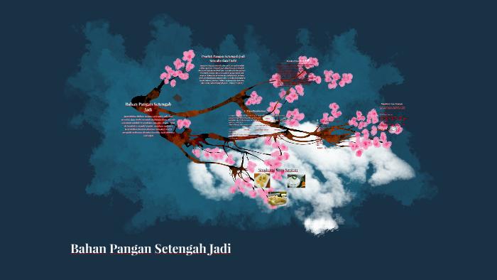 Bahan Pangan Setengah Jadi By Ruhamaa Asyfa On Prezi