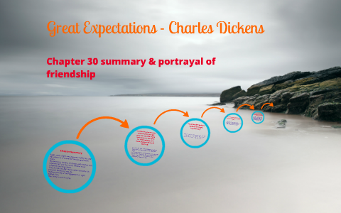 great expectations chapter 30 summary