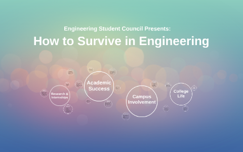 How to Survive ENGINEERING