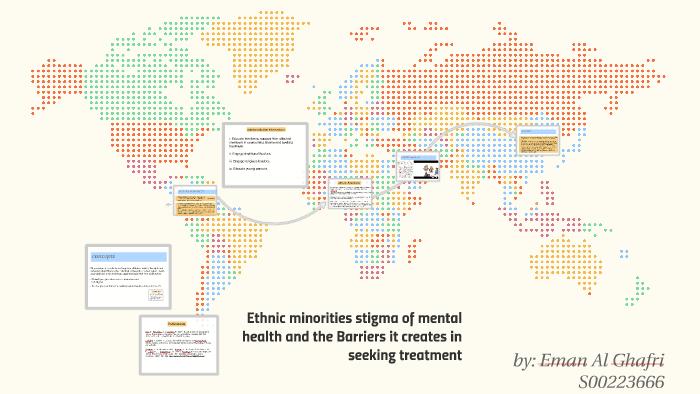 Stigma Of Mental Health Within Ethnic Minority Groups By Eman Al