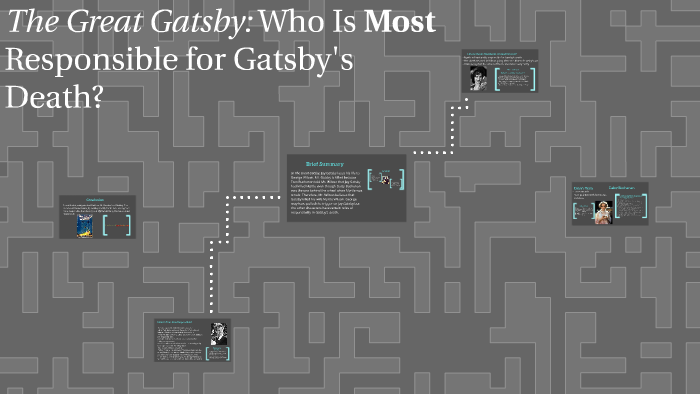 great gatsby ending