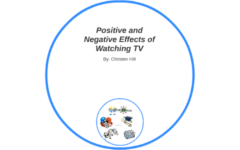 positive effects of watching tv