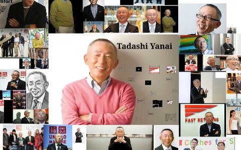 Tadashi Yanai by Bea Bea on Prezi