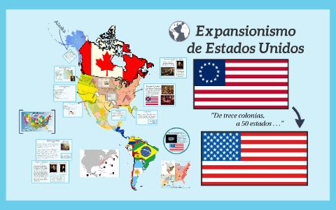 Expansionismo De Estados Unidos By