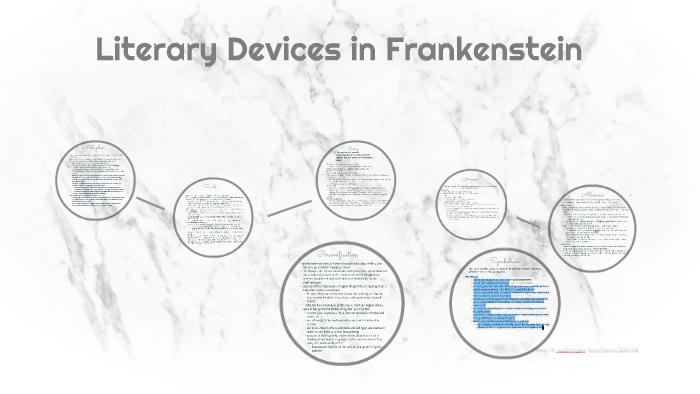 Literary Devices In Frankenstein By Tiffany Do On Prezi