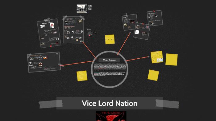 Vice Lords by Brianna McKay on Prezi