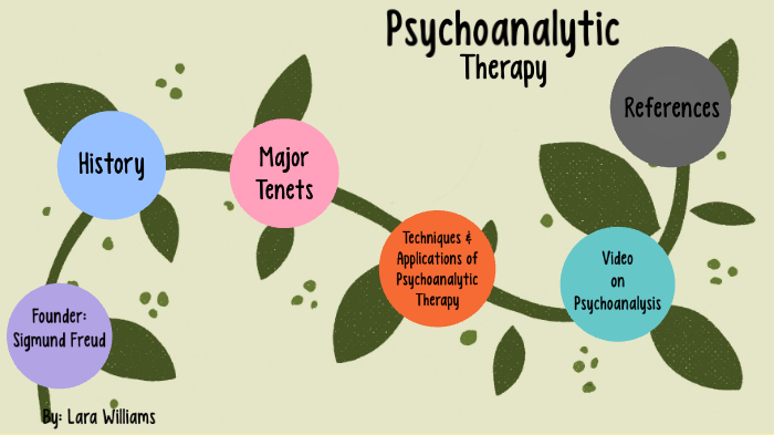 A what psychoanalyst therapist is Common Therapist