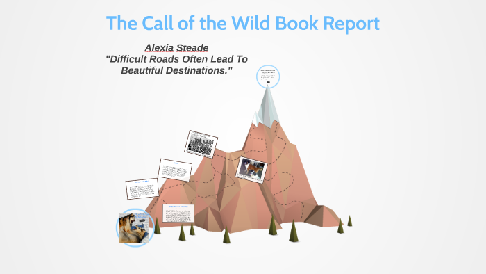book report on call of the wild