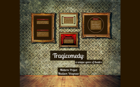 what is tragicomedy