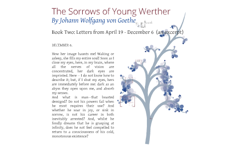 The Sorrows Of Young Werther By Kenken Lachica On Prezi