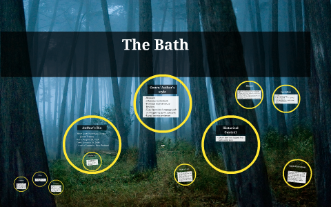 the bath janet frame analysis