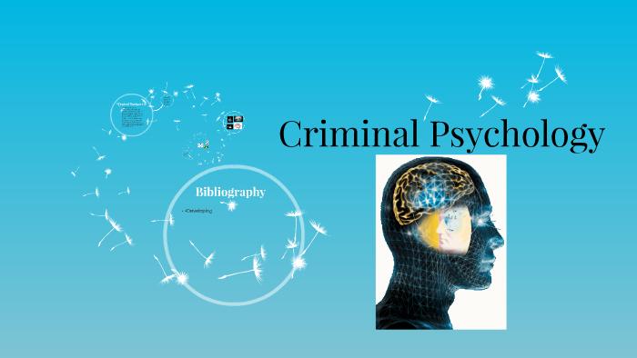 Buy criminal psychology research paper