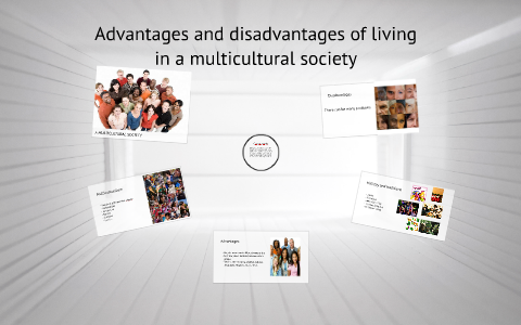 living in a multicultural society