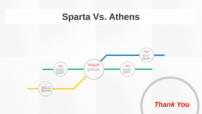 why is sparta better than athens
