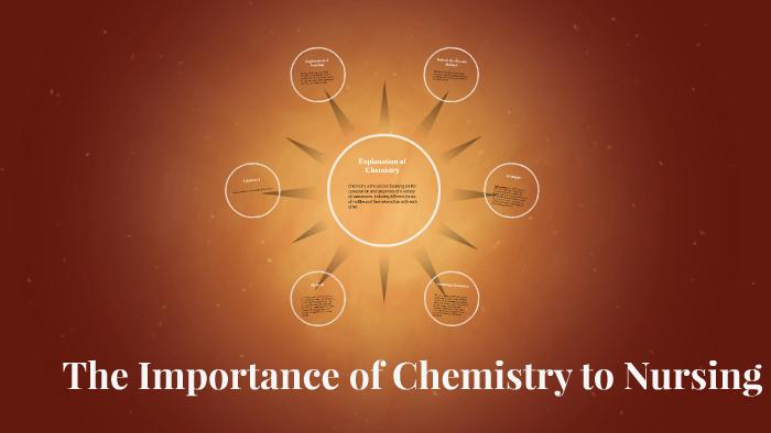 importance of chemistry in nursing