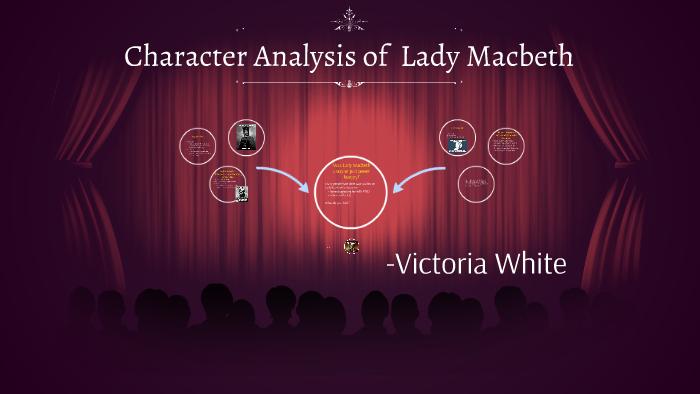lady macbeth character traits