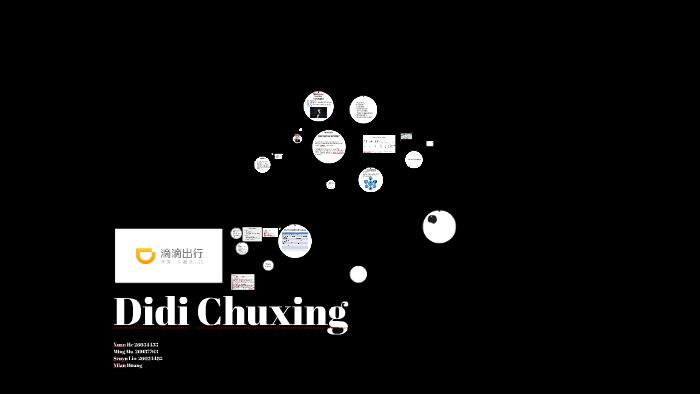 Didi Chuxing by Ming Ma on Prezi