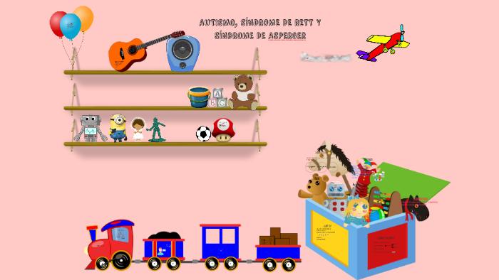 Autismo Síndrome De Rett Y Síndrome De Asperger By Natalia Muñoz Garcia