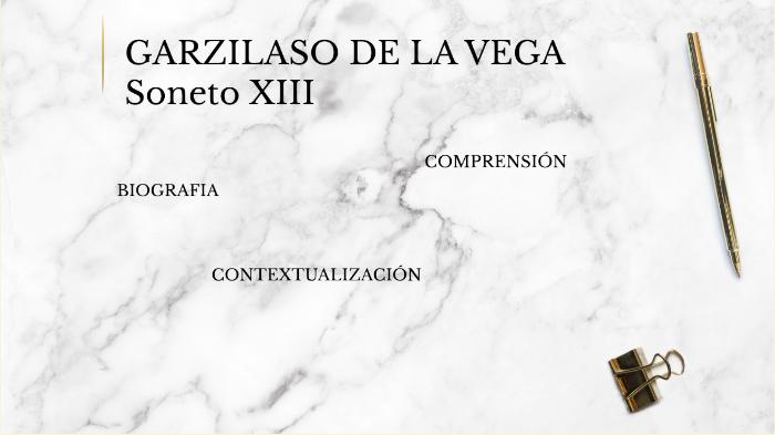 Garzilaso By Maria Arias On Prezi Next