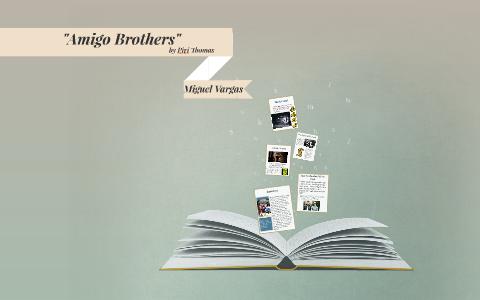 amigo brothers piri thomas summary