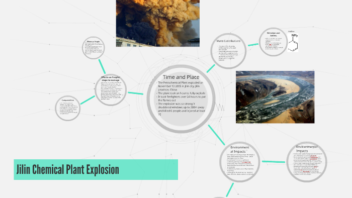 Jilin Chemical Plant Explosion by Parker Young on Prezi