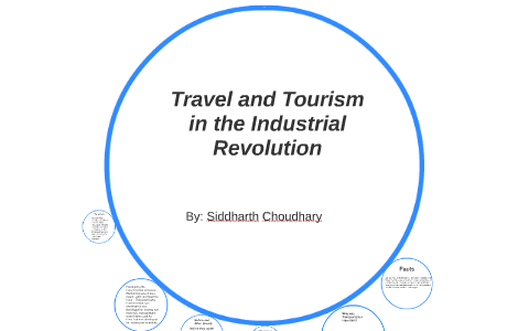 tourism during the industrial revolution
