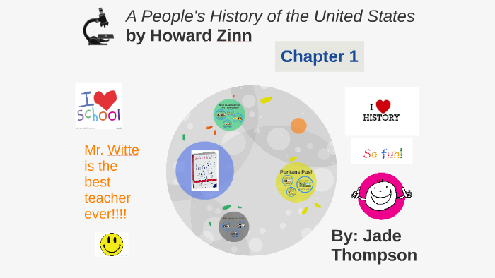 howard zinn chapter 1