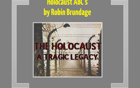 ABC holocaust book by Robin Brundage on Prezi