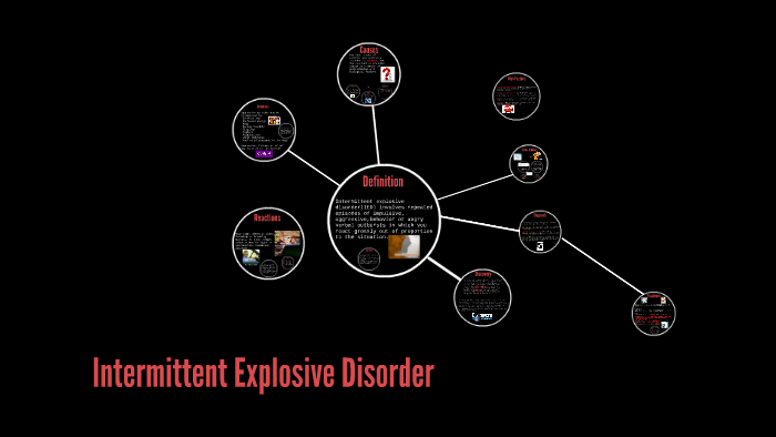 Intermittent Explosive Disorder by Prezi User on Prezi