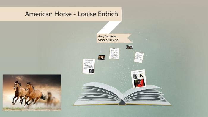 american horse louise erdrich