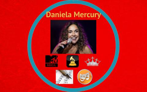 Nome artístico é Daniela Mercuri de Almeida by David