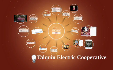 Talquin Electric Cooperative By Rachel Procaccini Talquin has powered its community since 1940 and provides water and wastewater services from florida's gulf coast, north to the florida state line, including portions of. prezi