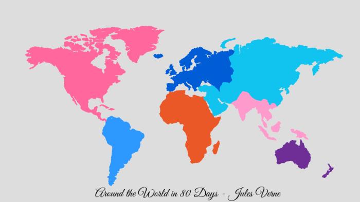 Around The World In 80 Days by Kayleigh Garner on Prezi Next