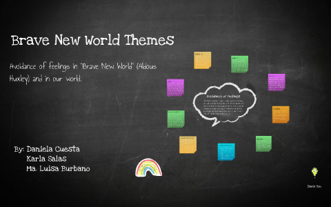 a brave new world themes