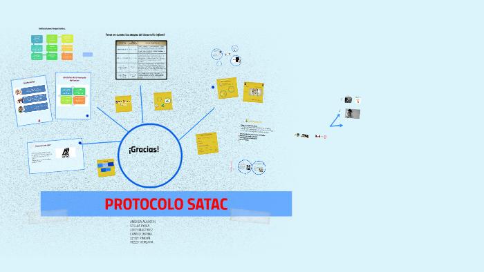 protocolo satac